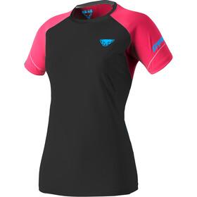 Dynafit Alpine Pro Koszulka z krótkim rękawem Kobiety, fluo pink